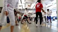 Fencer Khalil Thompson has been on a mental health journey alongside his Olympic journey