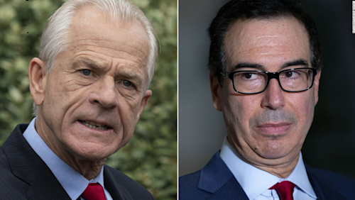 Washington Post: Mnuchin and Navarro feuded over TikTok in front of Trump before he signed executive order
