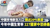 【中國人口】内地主要大省新生人口同比下跌 2021年新生兒或進一步減少   BusinessFocus