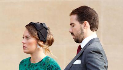 Felipe y Letizia, los grandes ausentes de la boda real griega