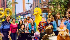 'L' is for Latino: Sesame Street's 50 years of pioneering positive Latino characters