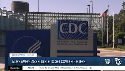 More Americans eligible to get COVID-19 boosters