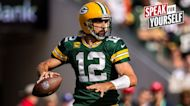 Marcellus Wiley: Aaron Rodgers' commitment was discouraging and makes us doubt him l SPEAK FOR YOURSELF