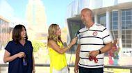 Tokyo Olympics: Olympians Gabe Gardner, Lauren McFall Gardner talk Opening Ceremony