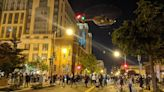 Trump Ordered Low-Flying Military Helicopters to Stop D.C. Protesters