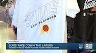 Phoenix Suns fans excited after closing out Lakers, advancing to Round 2