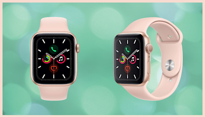 Amazon just dropped the price on the Apple Watch Series 5—score $100 off