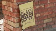 HOA changed rules after BLM flag clash, homeowner says