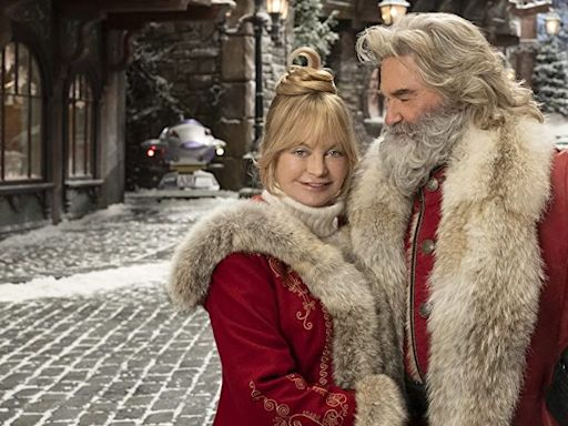 Kurt Russell and Goldie Hawn Are So Dang Cute in 'The Christmas Chronicles 2' Trailer