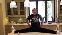 Arnold Schwarzenegger leaves fans gobsmacked with ultra flexible video