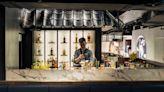 頂級韓食燒肉餐酒館「虎三同」攜手Bar Mood Taipei冠軍調酒師吳盈憲,變身信義區潮流高空酒吧!