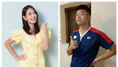 賈永婕自認很會打羽球 揭與王齊麟「關係不單純」