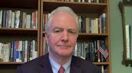 Sen. Van Hollen reacts to Gen. Powell's death, talks Biden agenda