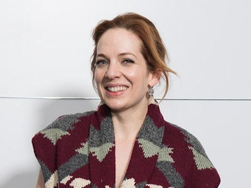 Katherine Parkinson: 'I didn't have to hide my pregnancy, but of course I'm not playing the crumpet'