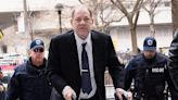 Harvey Weinstein Boarding Plane as He's Extradited to Los Angeles