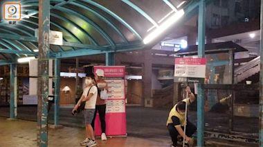 西鐵線屯馬線一期今早頭班車延至7時半 港鐵安排接駁巴士