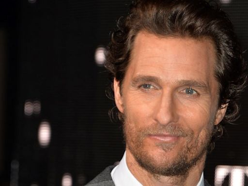 Matthew McConaughey's Son Levi Is His Total Look-Alike in Rare Photo With Mom Camila Alves