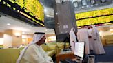 MIDEAST STOCKS Major Gulf bourses end mixed; Abu Dhabi off record high