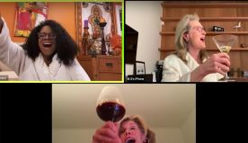 Meryl Streep, Christine Baranski, and Audra McDonald Melted the Internet With Boozy 'Ladies Who Lunch' Performance   TV Guide