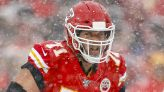 Andy Reid not ruling out Mitchell Schwartz or Eric Fisher returning to Chiefs: 'That door always remains open'