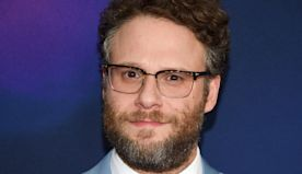 Seth Rogen Is 'Flattered' That People Think A Dog Looks Just Like Him