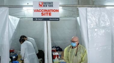 New York City postpones vaccine appointments following shipment delays