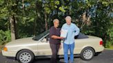 Car donated to further the mission of the Friends fo the Norwalk Foundation