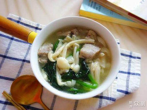 春天,這湯要多煲給家人吃,清爽鮮香又解饞!