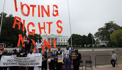 U.S. Senate Republicans block voting rights bill as Democrats' patience wears thin