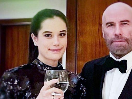 John Travolta Is a 'Proud Dad' as He Shares Photo of Daughter Ella Embarking on Her Acting Career