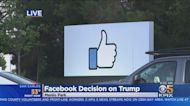 FACEBOOK TRUMP DECISION: Facebook Oversight Committee Upholds Former President Donald Trump's Suspension