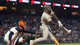 Tatis, Padres end 5-game skid, cut Giants' 9-game win streak