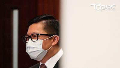 【水警殉職】8名紀律部隊人員涉不當言論遭停職 鄧炳強稱循刑事方向調查 - 香港經濟日報 - TOPick - 新聞 - 政治