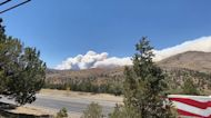 Three Rivers Fire Prompts Evacuation Notices in New Mexico's South