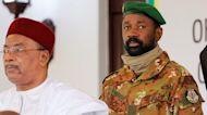 Mali military leader asks for end to ECOWAS economic sanctions