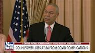 Robert Charles remembers Colin Powell as 'a man who personifies the best in all of us'
