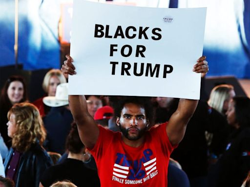 More Black Men Went With Trump This Time. I Asked a Few of Them Why.