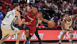 'The game looks better when Kyle is out there.' Here's one way Lowry is helping the Heat