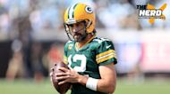 Greg Jennings on Packers' Week 1 loss vs. Saints: They weren't collectively ready based on Aaron Rodgers' play I THE HERD