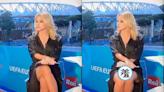 體育主播疑「沒穿內褲」畫面瘋傳 她笑回:重播率勝冠軍賽