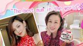 文雪兒61歲生日 張筠送鮮花慶祝:世上最好的媽媽