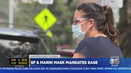 Mask Mandates East in San Francisco, Marin Counties