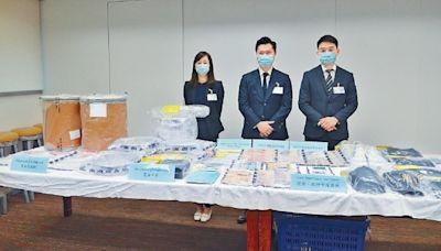 販毒集團招攬少年派貨 住宅起值4000萬K仔