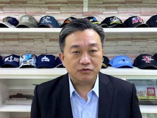 國台辦批陳宗彥罔顧血統 王定宇酸:又不是在寵物店工作