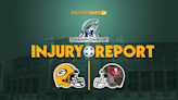 What to know from Packers' first injury report of NFC Championship week