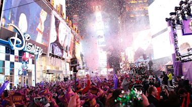 How to Watch the New Year's Eve Ball Drop From Your Couch