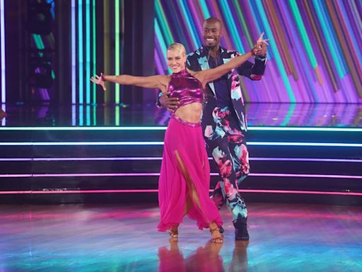 Dancing with the Stars : Former NFL Star Vernon Davis Is Eliminated from Season 29