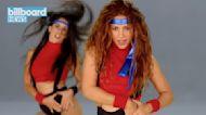 Shakira's 'Girl Like Me' Dance Sparks New TikTok Challenge   Billboard News