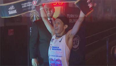 帝國大廈登高賽復辦 馬來西亞選手奪冠