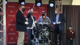 Toyota engine plant in Huntsville marks launch of $288 million expansion